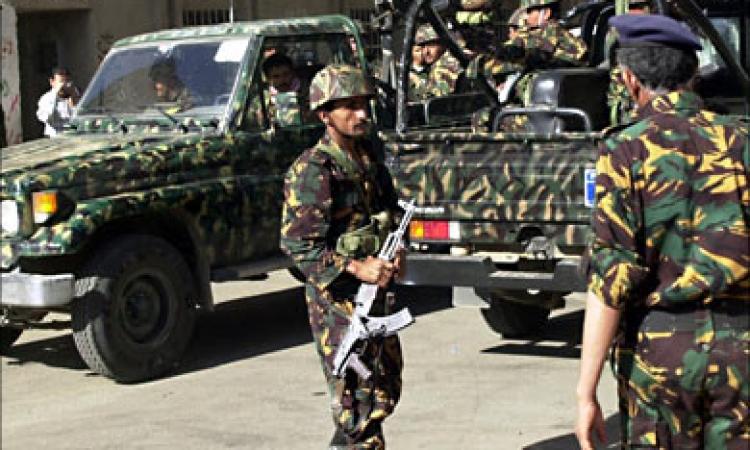 الجيش اليمني يقتل 37 مسلحا في جنوب البلاد
