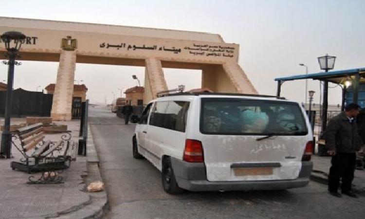 ضبط 45 متسللا بينهم سورى وليبي على الحدود المصرية الليبية