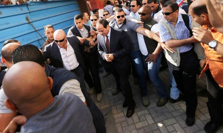 صحف أجنبية: الإقبال الضعيف على التصويت يحرج السيسي