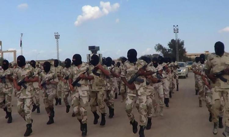 مقتل جنديين من القوات الخاصة ببنغازي جراء استهدافهما من قبل مسلحين