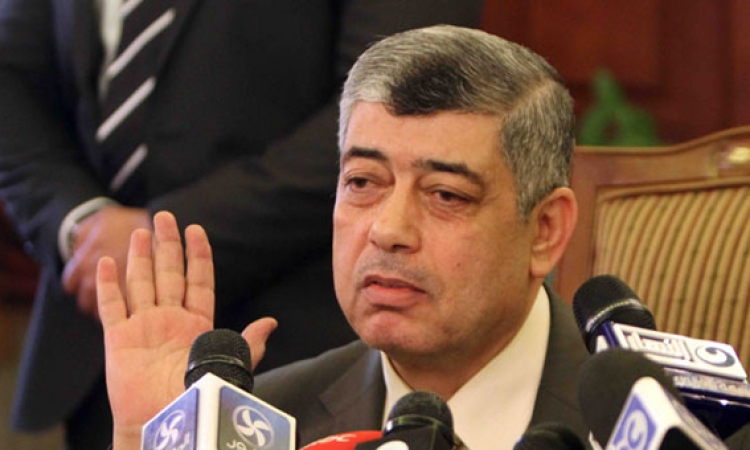 وزير الداخلية : ضبطنا عناصر تابعة فكريًا لداعش في المطارات وعلى حدود ليبيا