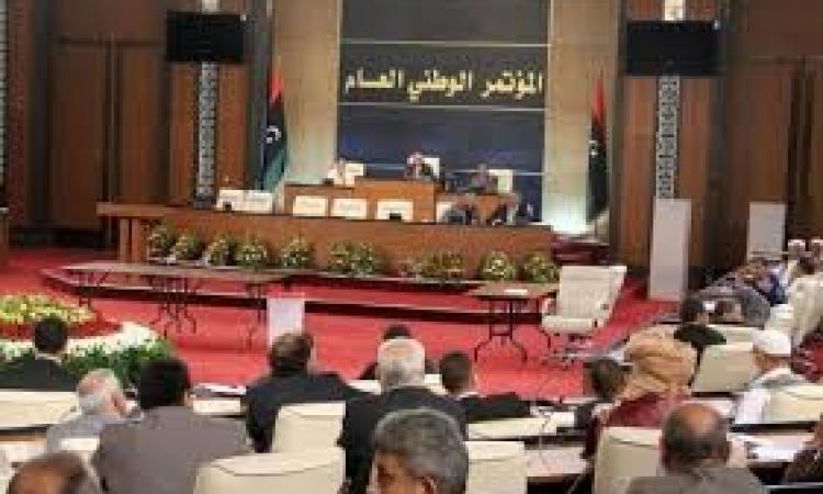 المجلس الوطنى الليبى ينتخب معيتيق رئيسا للوزراء وسط حالة من الفوضى