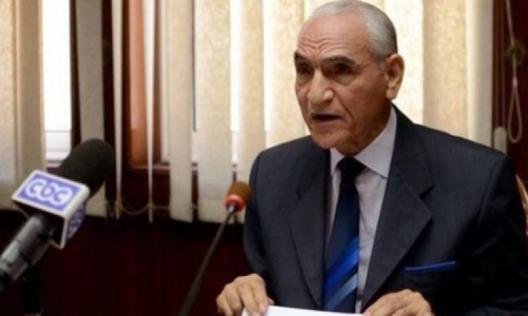 رئيس لجنتي «حصر وإدارة أموال الأخوان» ينفي توقف أعمال اللجنة خلال الانتخابات