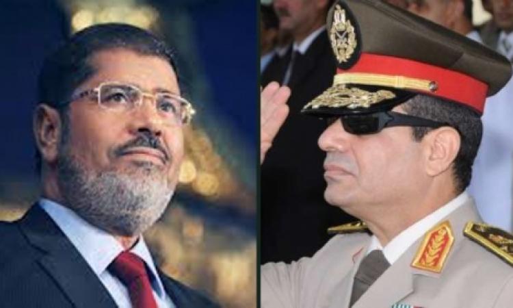 بالفيديو.. السيسي: أداء التحية لمرسي قبل عزله انضباط عسكري.. ولا يجب أن نحاسب على احترامنا