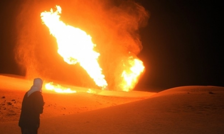 الأمن يحبط محاولة إخوانية لتفجير خط الغاز المغذي لمحطات الوجه البحرى