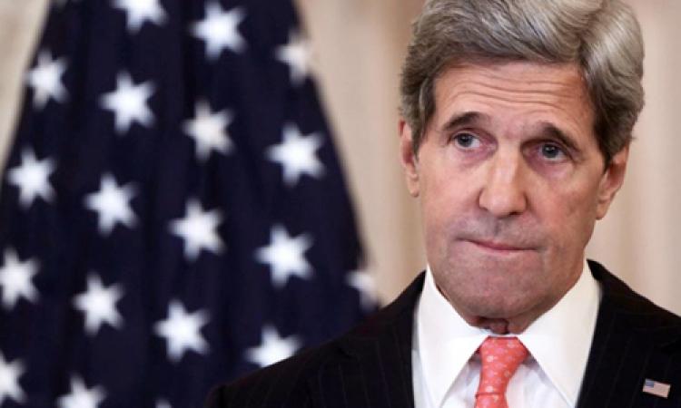 جون كيري يرحب بتصويت الأفغان في الجولة الثانية من الإنتخابات الرئاسية