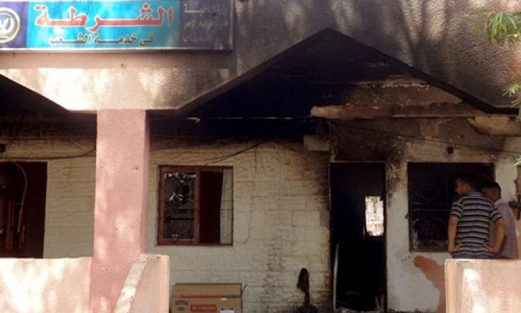 11 يونيو.. الحكم على المتهمين باقتحام وإحراق قسم شرطة سفاجا