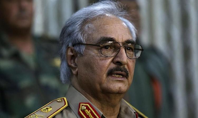 قائد سلاح الجو الليبي ينفي مشاركة طيارين مصريين بمعركة الكرامة