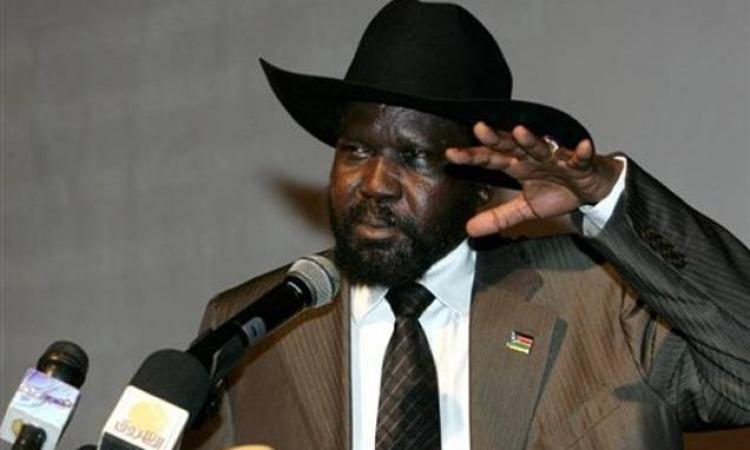 سلفاكير في أثيوبيا لاجراء محادثات مع زعيم المتمردين بجنوب السودان
