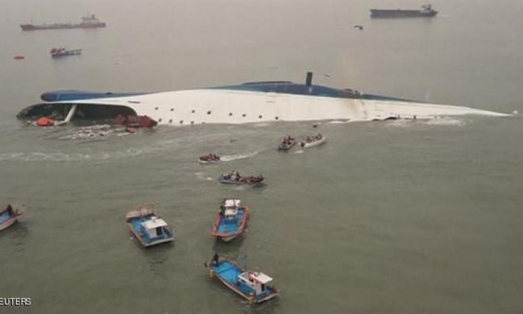 رئيس كوريا الجنوبية: أتحمل المسئولية الكاملة عن حادثة غرق السفينة سيوول