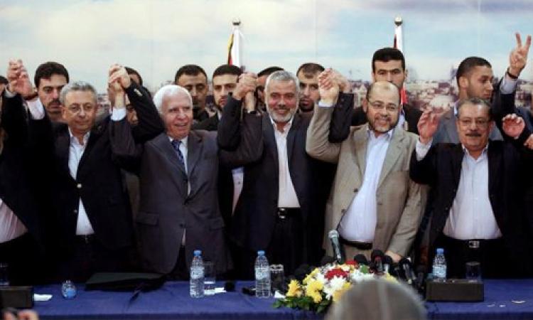حكومة «حماس»: أي محاولة للانتقاص من حقوق الفلسطينيين ستبوء بالفشل