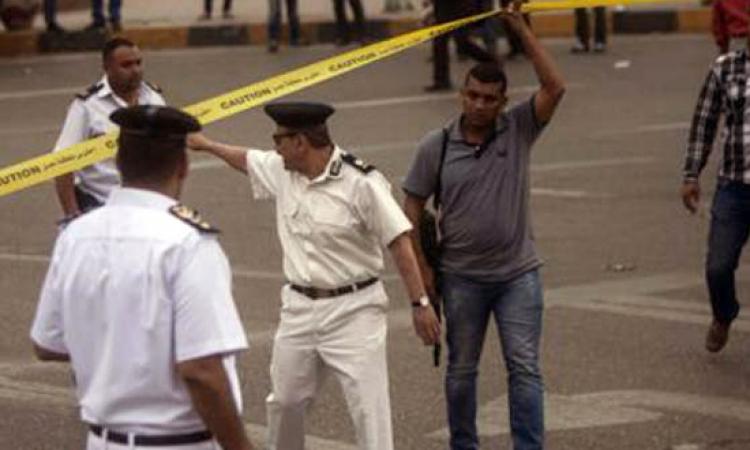 الداخلية: إصابة طفل في حلوان بعدما عبث في عبوة ناسفة