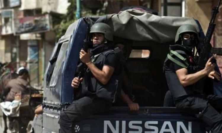 استشهاد مجندين في تفجير سيارة الشرطة بالعريش .. واستنفار أمني بالمنطقة