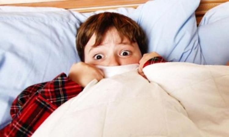 الكوابيس دليل على الاضطراب النفسي لطفلك