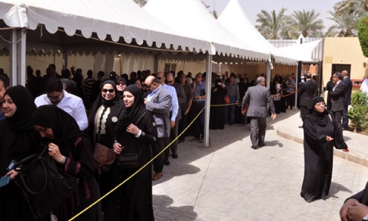 العليا للرئاسة: إرسال 3 أجهزة قارئ آلى لسفارة مصر بالدوحة لاستيعاب كثافة الناخبين