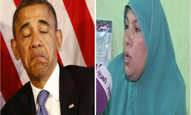 بالفيديو.. الرئيس الأمريكي ينتحر بعد سماعه «شت يور ماوس» أوباما