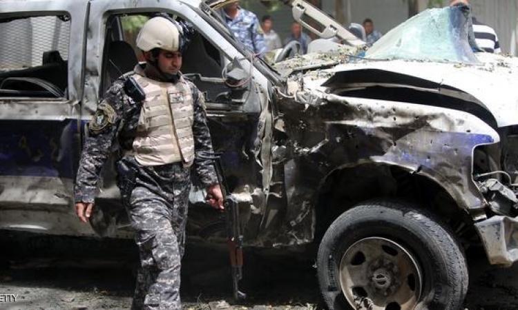 الدفاع العراقية: مقتل أعداد كبيرة من مسلحي داعش خلال ضربات جوية