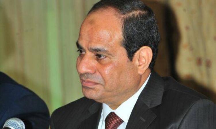 السيسي يوجه برقية شكر لأمير قطر ردًا على تهنئته