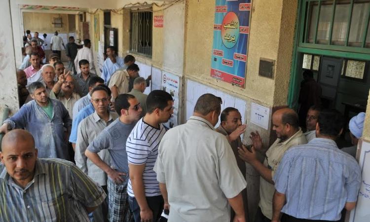 إقبال نسائي ضعيف على التصويت فى قليوب بسبب «السوق الإسبوعي»