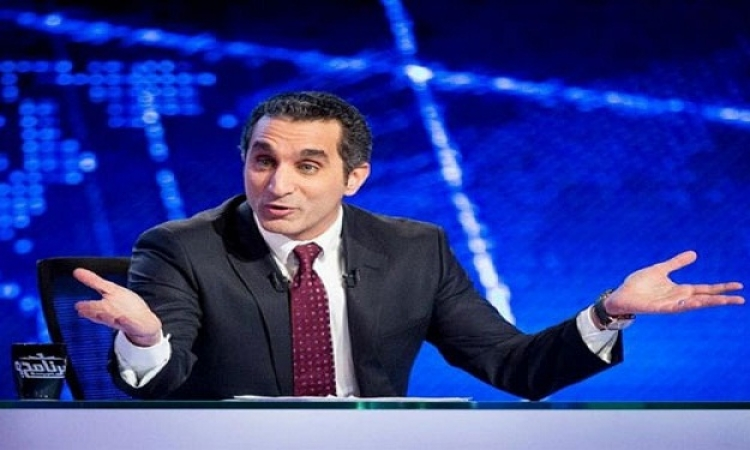 بالفيديو.. خادم الحرمين يمنع ظهور «باسم يوسف» على MBC مصر