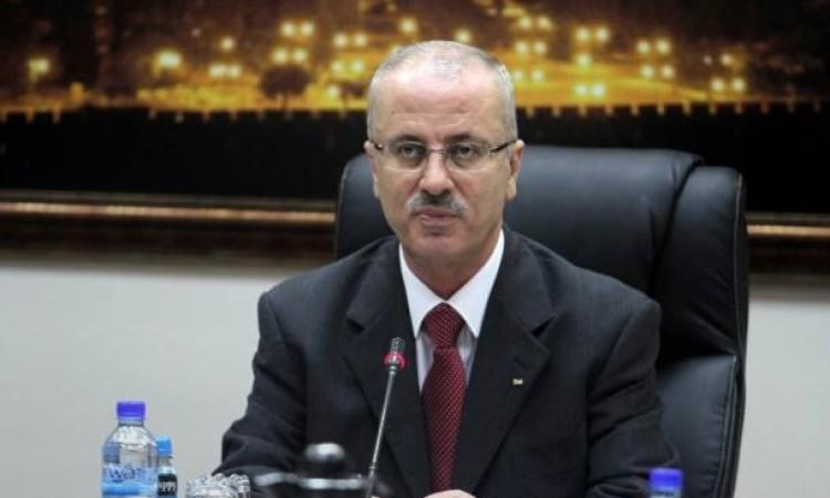 هنية: رامي الحمد الله رئيسا لحكومة التوافق