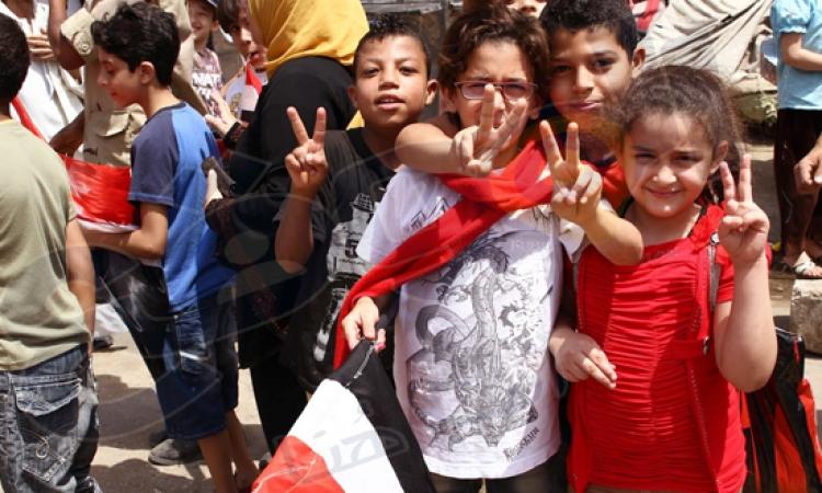 بث مباشر.. المصريون يصوتون في لجان الاقتراع بمختلف أنحاء الجمهورية