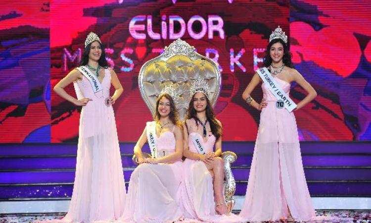 شاهد بالصور.. ملكة جمال تركيا لعام ٢٠١٤