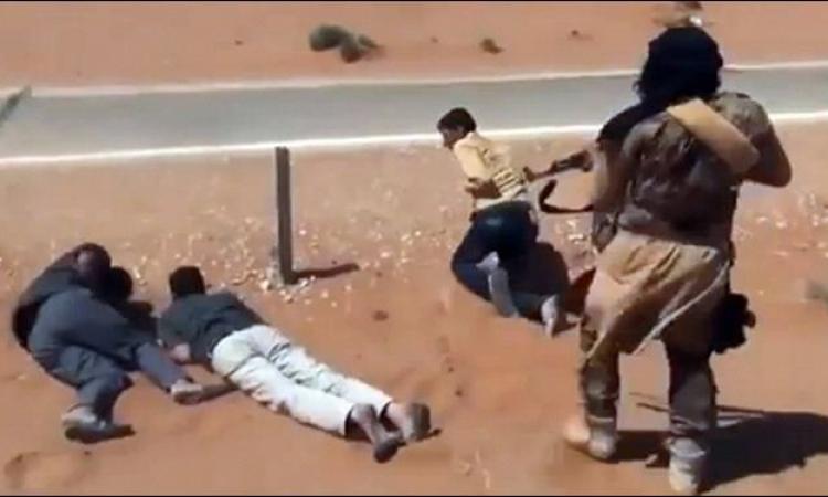 """الائتلاف السوري يدين عمليات الإعدام بحق 40 مدنيا على أيدي """"داعش"""" بريف الحسكة"""