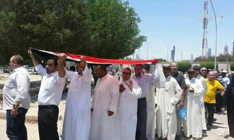 بدء توافد المصريين للإدلاء بأصواتهم في انتخابات الرئاسة بالنمسا