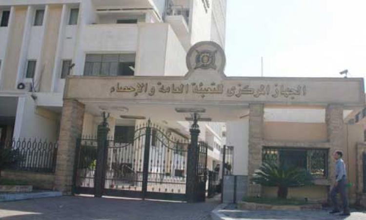 التعبئة والإحصاء: 19.9 مليون أسرة مصرية حتى الأول من يناير 2014
