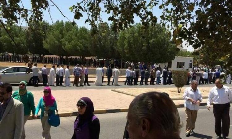 لجنة انتخابات الرئاسة: إقبال «كثيف» في الساعات الأولى لتصويت المصريين بالخارج