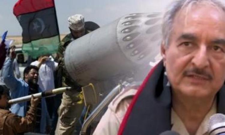 قوات اللواء حفتر تعتقل رئيس برلمان ليبيا