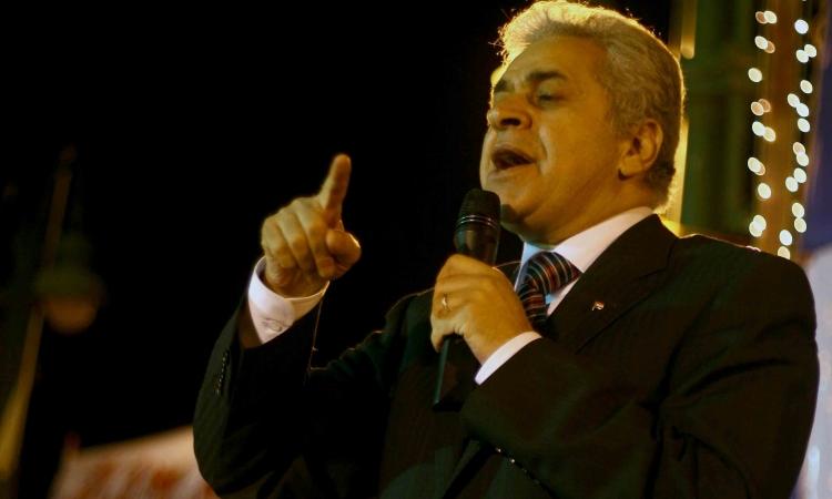 «صباحي» لأهالي الشرقية: سأسقط الديون عن الفلاحين.. ولن يكون هناك سجين رأي حال فوزي بالرئاسة