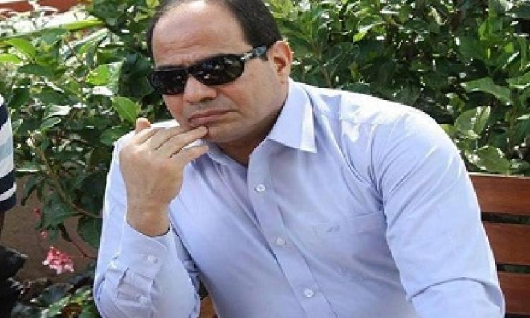 السيسي: لا أمن في سيناء إلا بدعم الجيش.. وكل مكان على أرض مصر يحتاج إلى عمل