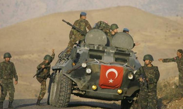 اختطاف جندي بالجيش التركى علي يد مسلحى حزب العمال الكردستانى