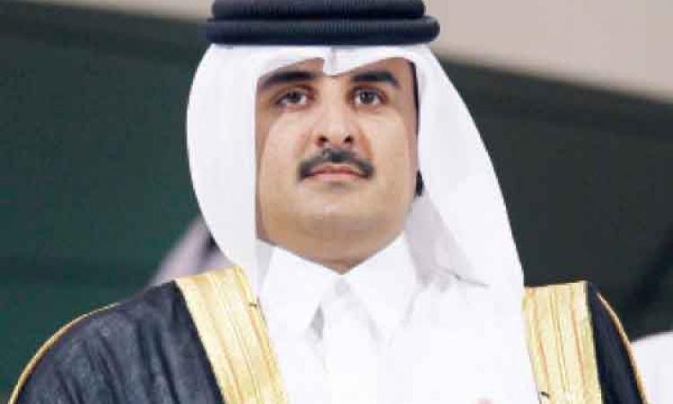 أمير قطر يوقع عدة عقود في فرنسا