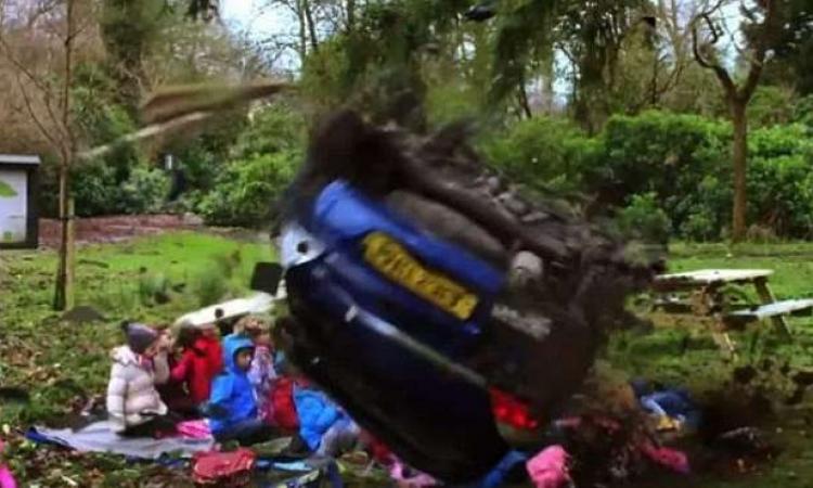بالفيديو .. الاعلان الصادم الذي منعته أيرلندا الشمالية