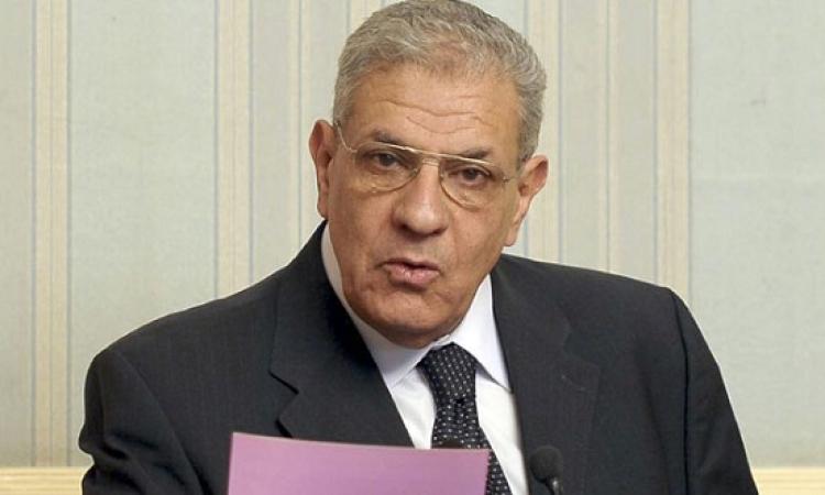 بالفيديو .. محلب يبكى فى ختام المؤتمر الاقتصادى بشرم الشيخ