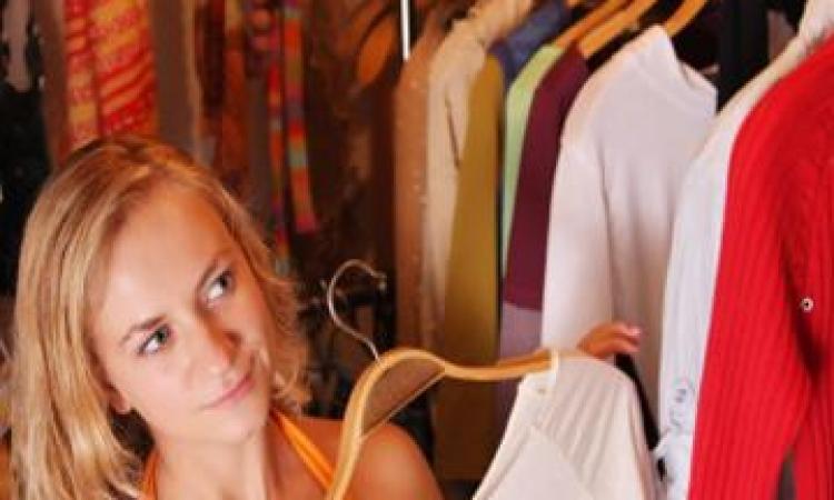 ملابس تخفي الوزن الزائد