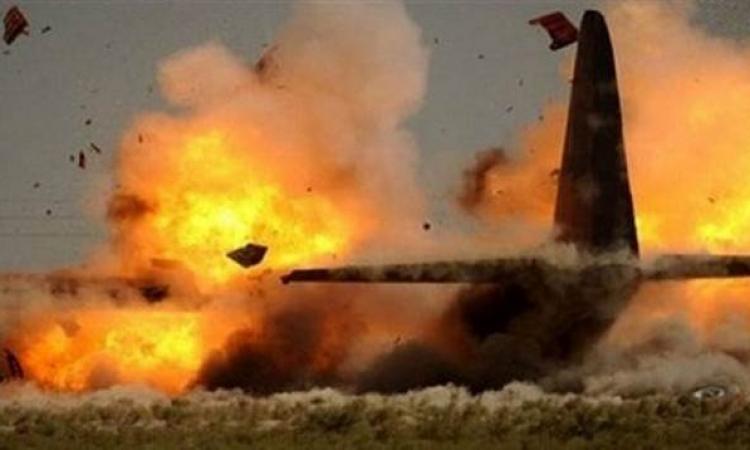 مقتل 50 جنديا إوكرانيا في إسقاط المتمردين لطائرة عسكرية