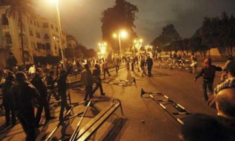 اشتباكات عنيفة بين قوات الأمن وأنصار الجماعة الإرهابية بالسويس