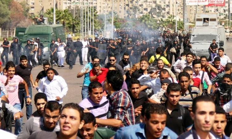 الصحة: مقتل٣ وإصابة٢٠ بالقاهرة الكبرى في تظاهرات الإخوان اليوم