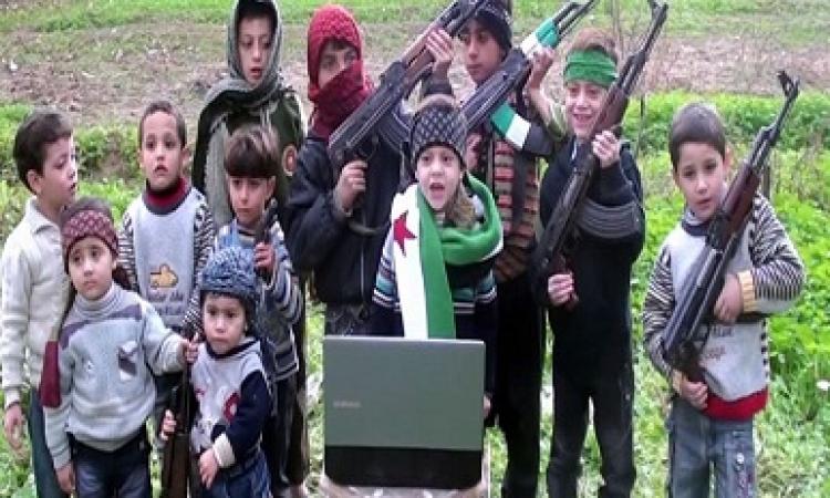 هيومن رايتس ووتش تطالب معارضة سوريا بوقف تجنيد أطفال