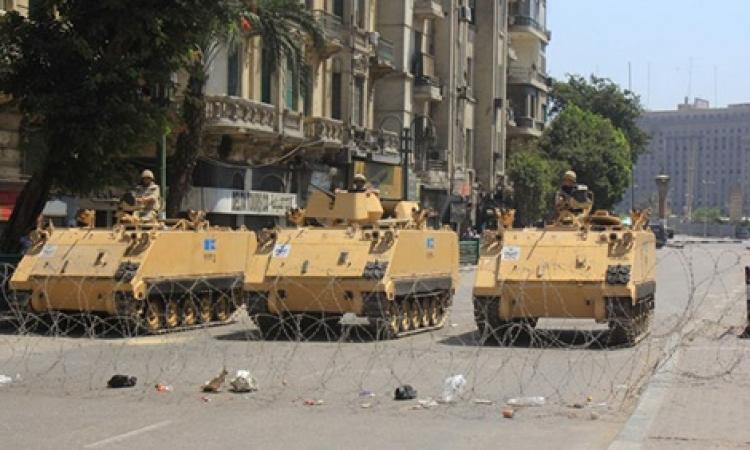 إغلاق ميدان التحرير أمام حركة المرور تحسبا لتظاهرات الإخوان