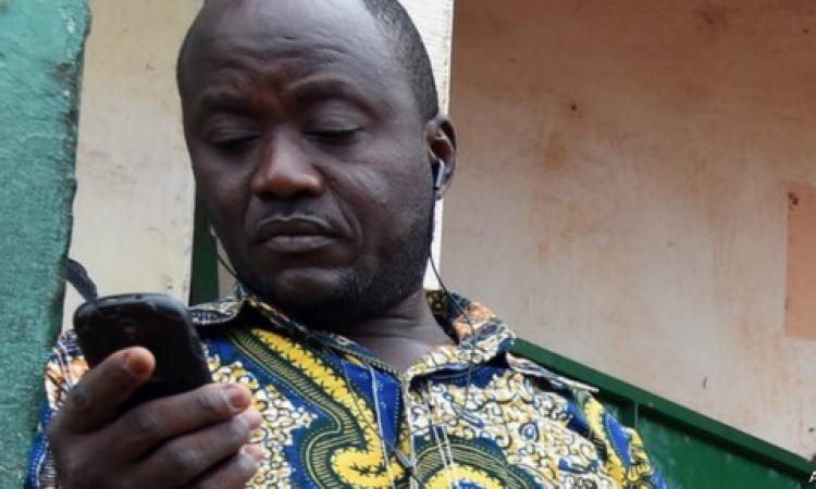 تعليق خدمة الرسائل النصية في إفريقيا الوسطى لأسباب أمنية
