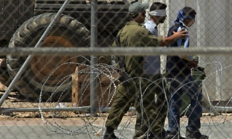 ارتفاع الاسري الفلسطينيين في سجون الاحتلال إلى 5500 سجينا
