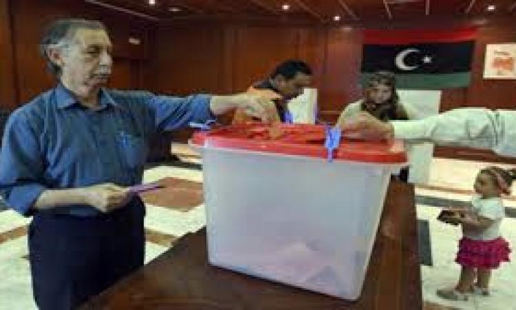إغلاق مكاتب الاقتراع في الانتخابات التشريعية بليبيا