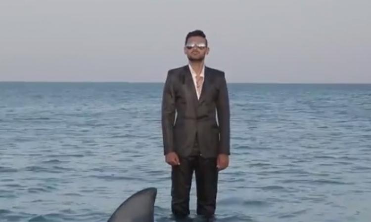 بالفيديو .. صراخ ضحايا رامز قرش البحر في برومو البرنامج الثاني