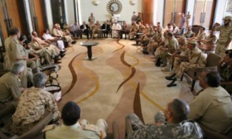 «الأركان الليبية» تجتمع برؤساء المناطق العسكرية لـ«تأمين الانتخابات المقبلة»