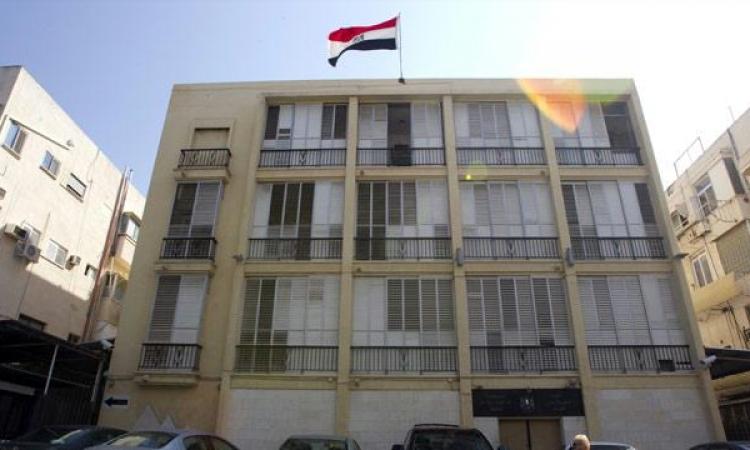 """سفير مصر بفلسطين يستقبل مجموعة من أهالى الآسرى المحررين فى """"صفقة شاليط"""""""